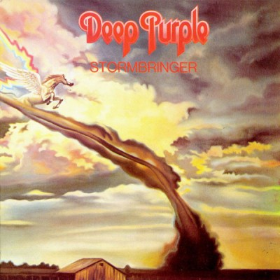 Deep Purple --- Stormbringer