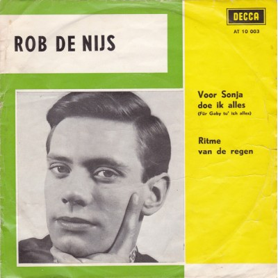 """7"""" Rob De Nijs --- Voor..."""
