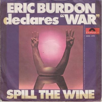 "7"" Eric Burdon Declares..."