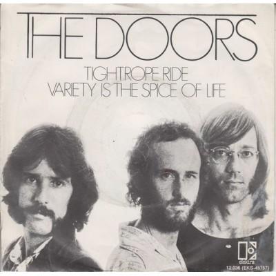 "7"" The Doors --- Tightrope..."