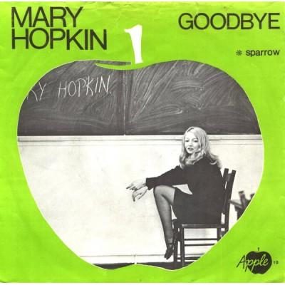 """7"""" Mary Hopkin --- Goodbye"""