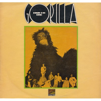 The Bonzo Dog Band --- Gorilla