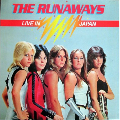 The Runaways --- Live In Japan