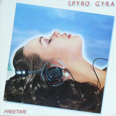 Spyro Gyra --- Freetime