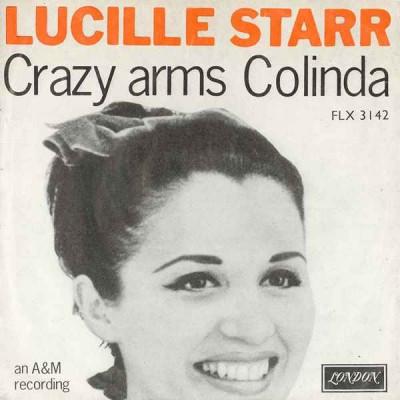 "7"" Lucille Starr --- Crazy..."
