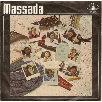 "7"" Massada --- Feelin' Lonely"