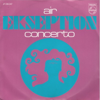 "7"" Ekseption --- Air"