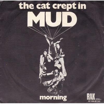 """7"""" Mud --- The Cat Crept In"""