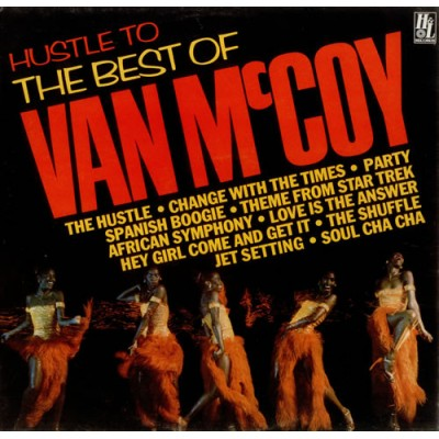 Van McCoy --- Hustle To The...