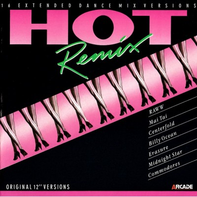 Hot Remix --- 16 Extended...
