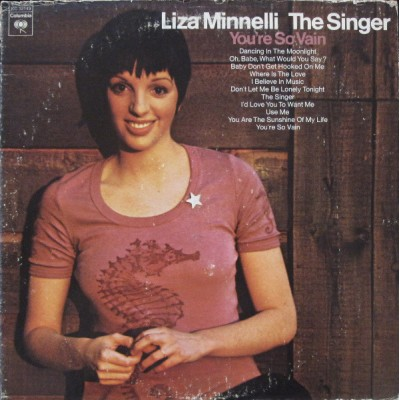 Liza Minnelli --- The Singer