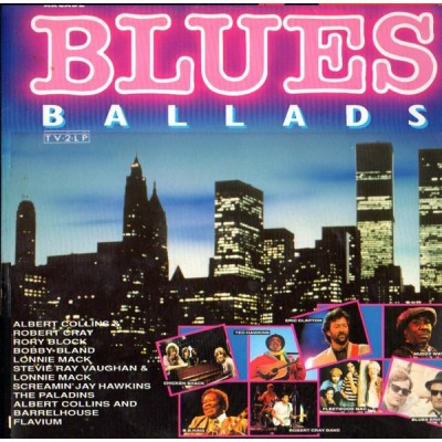 Various --- Blues Ballads