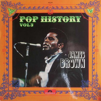 James Brown --- Pop History...