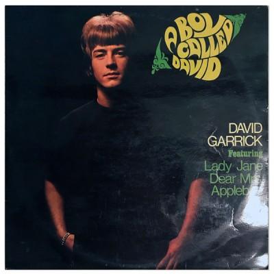 David Garrick --- A Boy...