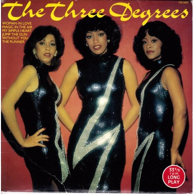 "7"" The Three Degrees ---..."