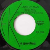 "7"" Lionel Abel --- Lonely Man"