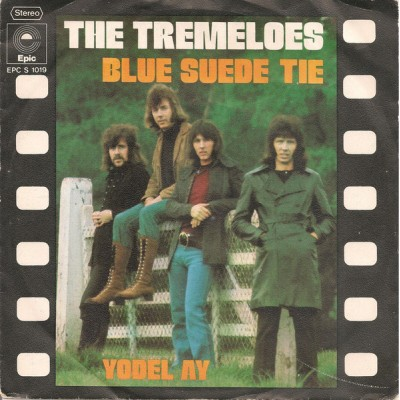 "7"" The Tremeloes --- Blue..."