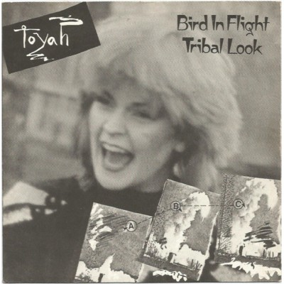 "7"" Toyah --- Bird In Flight"