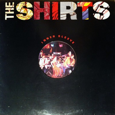 The Shirts --- Inner Sleeve