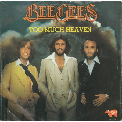 "7"" Bee Gees --- Too Much..."
