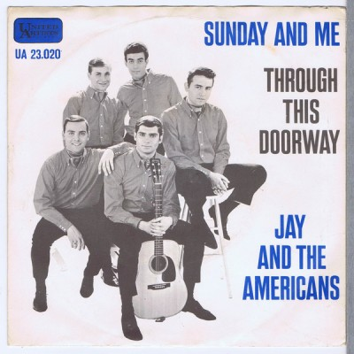 "7"" Jay & The Americans ---..."