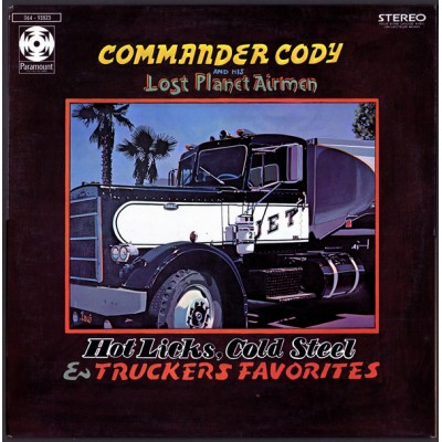 Commander Cody --- Hot...