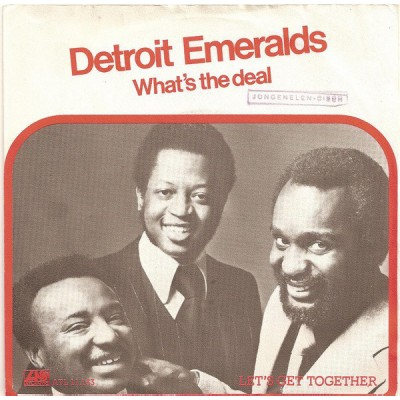 "7"" Detroit Emeralds ---..."