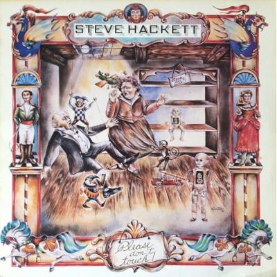 Steve Hackett --- Please...