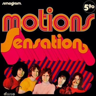 Motions --- Sensation