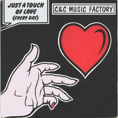 """7"""" C & C Music Factory ---..."""
