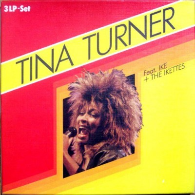 Tina Turner --- Feat. Ike +...