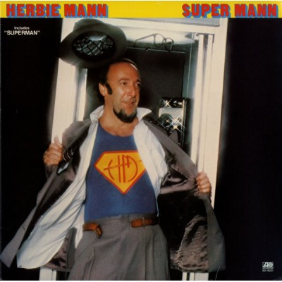 Herbie Mann --- Super Mann