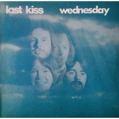 Wednesday --- Last Kiss