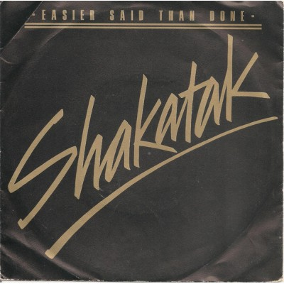 "7"" Shakatak --- Easier Said..."