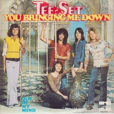 "7"" Tee-Set --- You Bringing..."