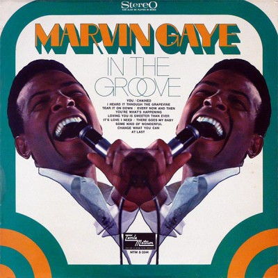 Marvin Gaye --- In The Groove