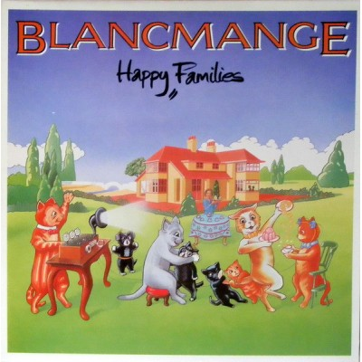 Blancmange --- Happy Families