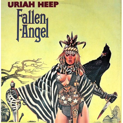 Uriah Heep --- Fallen Angel