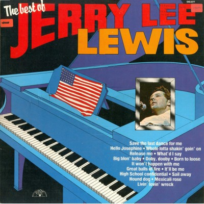 Jerry Lee Lewis --- The...