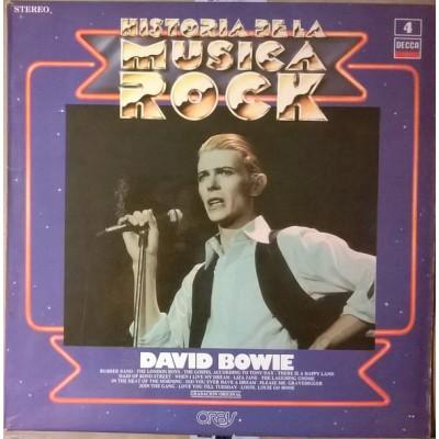 David Bowie --- Historia De...