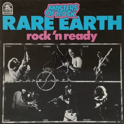 Rare Earth --- Masters Of...