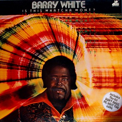 Barry White --- Is This...