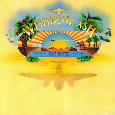 Wishbone Ash --- Live Dates