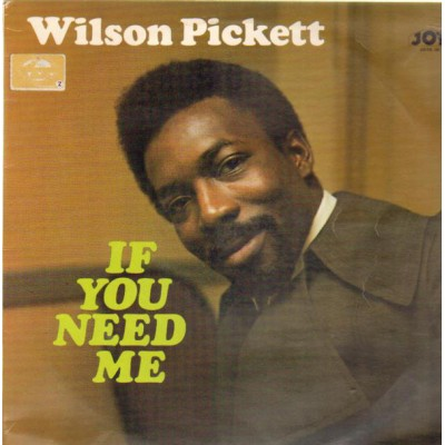 Wilson Pickett --- If You...