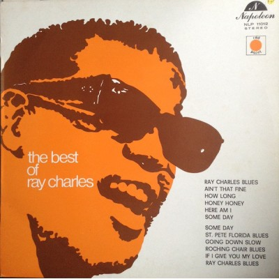 Ray Charles --- The Best Of...