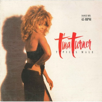 "12"" Tina Turner --- Typical..."