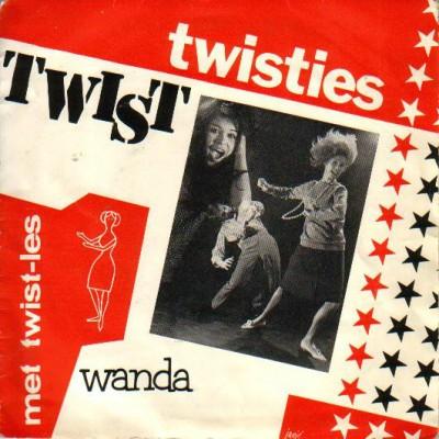 "7"" Wanda --- Twisties Twist"