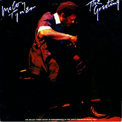 McCoy Tyner --- The Greeting
