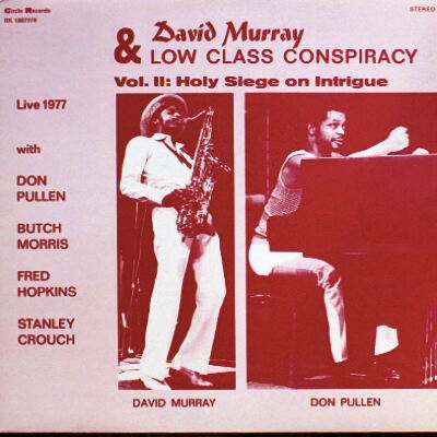 David Murray & The Low...