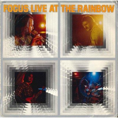 Focus --- Live At The Rainbow